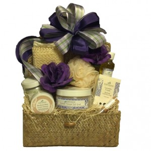 Studio 11 Pamper Spa Basket - Shown Premium