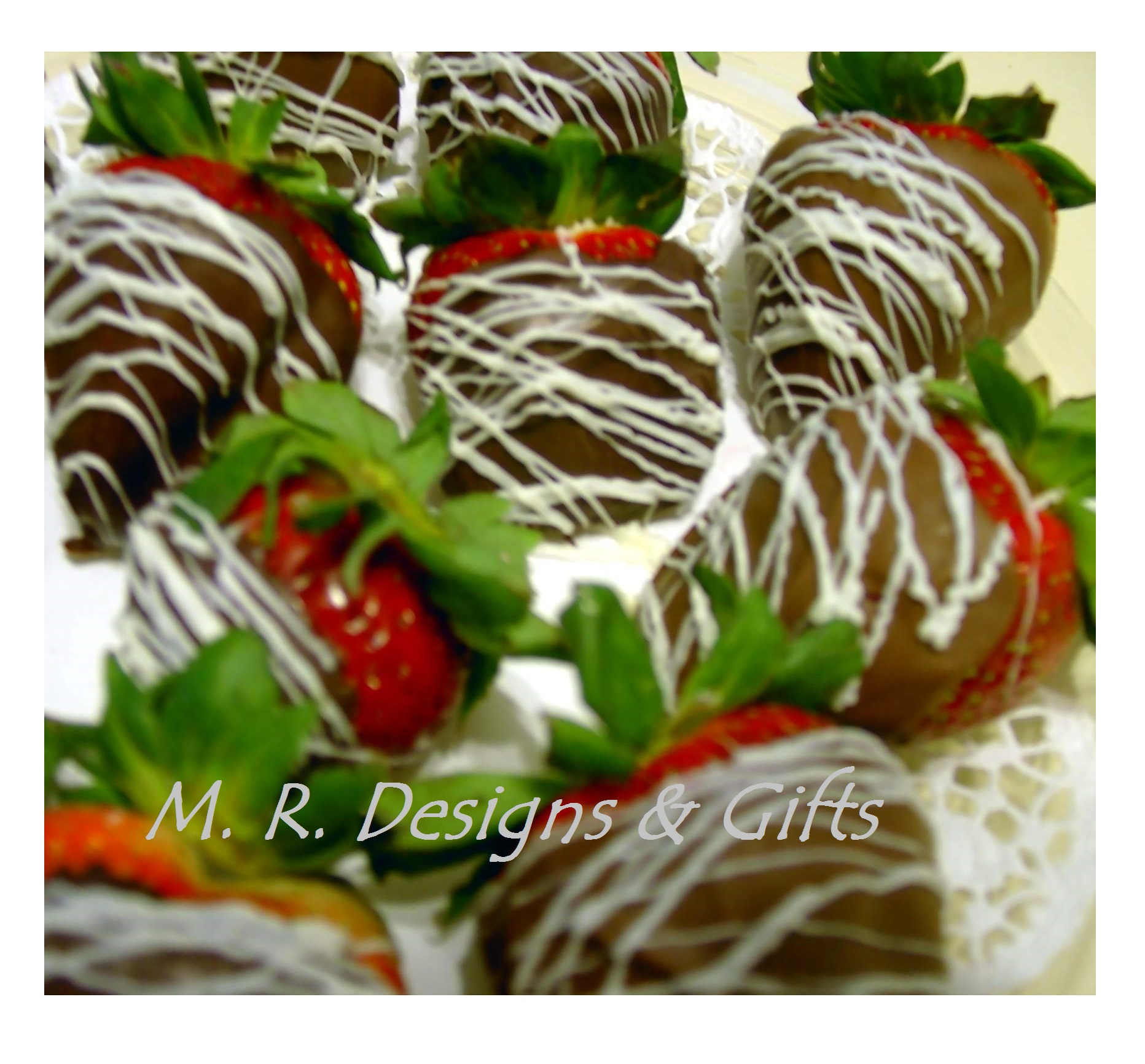 Chocolate Covered Strawberries Delivery Phoenix MetroM.R.Designs ...