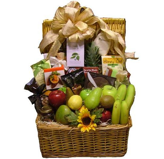 Gala Gourmet Gift Basket Local Delivery Only