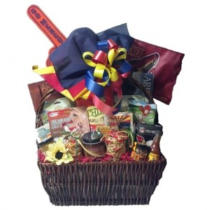 "Custom Phoenix Arizona Gift Basket for ""City"" Gift Basket Raffle"