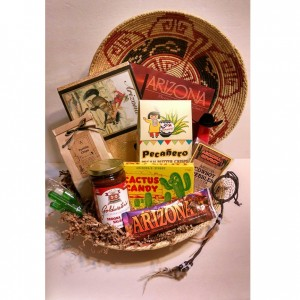Native Arizona Gift Basket