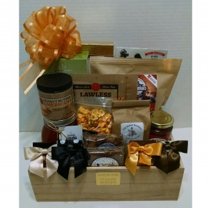 This Custom Gift Crate is $147.28, designed by Nathan.