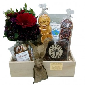 Gift Crates - Farms and Floral
