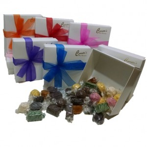 Add a Box of Cerreta's Chocolates