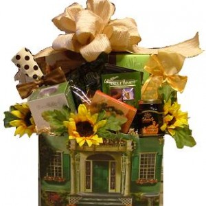 The House Warmer Gift Basket - Shown Standard