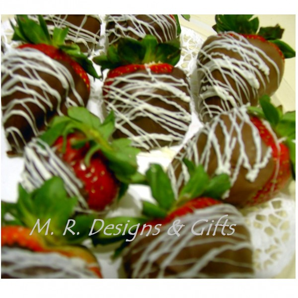 Chocolate Dipped Strawberries hand delivered in Phoenix