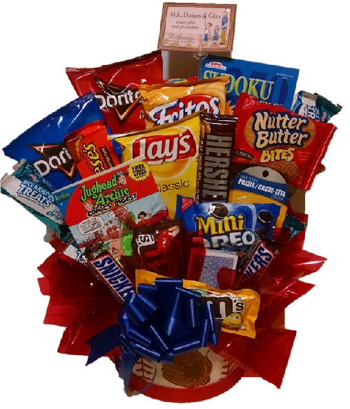 Custom Gift Basket Ideas By M R Designs Amp Gifts