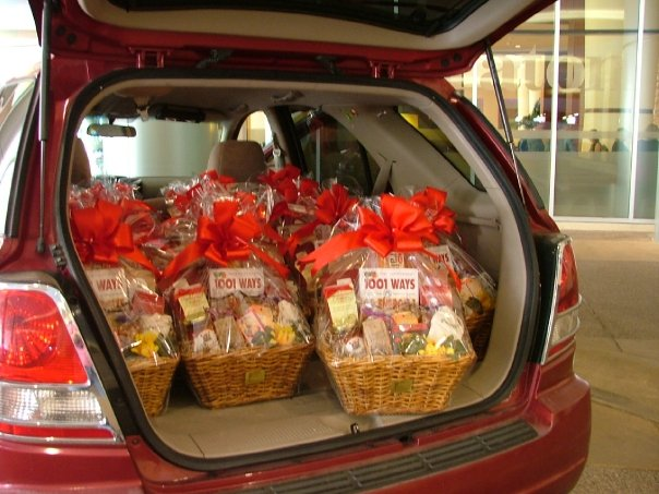 Themes For Gift Baskets: By M.R. Designs & Gifts