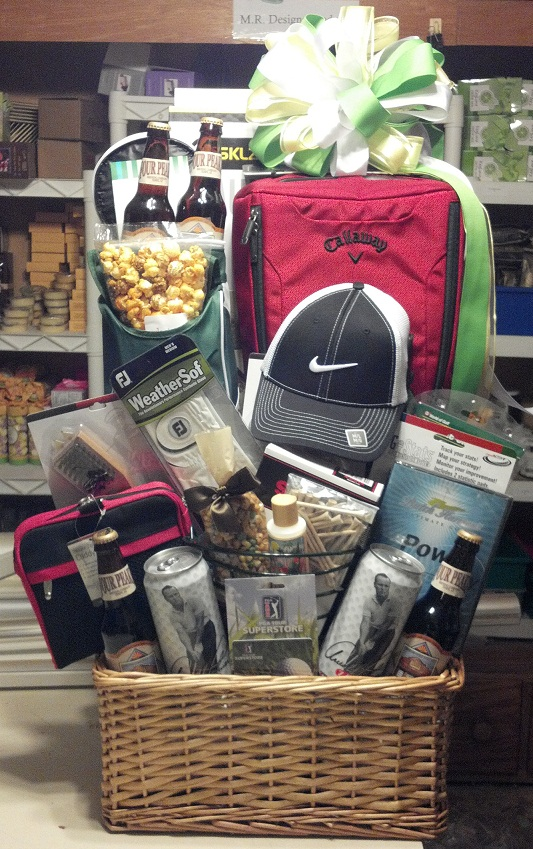 Special Event And Silent Auction Gift Basket Ideas By MR