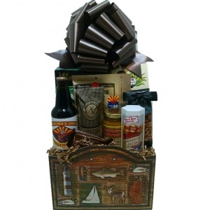 Dads Delights Father's Day Gift Basket - Standard