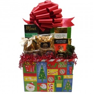 Happiest Season Gift Basket - Standard